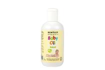 Масажно олио за бебета » Олио Bentley Organic Baby Oil
