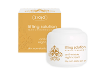 Козметика против бръчки и стареене на кожата » Нощен крем Ziaja Solution Night Lifting Cream