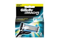 Ножчета и аксесоари за бръснене » Ножчета Gillette Mach 3, 2-Pack
