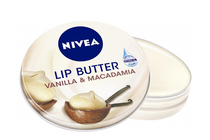 Балсами и стикове за устни » Балсам за устни Nivea Lip Butter Vanilla & Macadamia