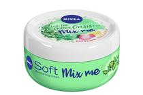 Дневни кремове за лице » Универсален крем Nivea Soft Mix Me Chilled Oasis