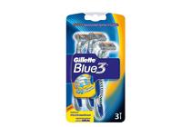 Ножчета и аксесоари за бръснене » Самобръсначка Gillette Blue 3, 3-Pack