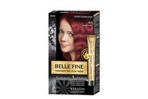 Бои за коса и оцветяващи продукти » Боя за коса Belle'Fine, 6.5 Mahogany