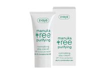Дневни кремове за лице » Дневен крем Ziaja Manuka Tree Day Cream