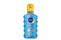 Козметика за защита от слънце » Спрей Nivea Sun Protect & Bronze Spray SPF 30