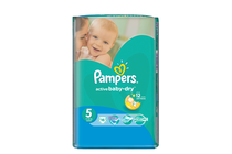 Бебешки пелени » Пелени Pampers Active Baby Junior, 15-Pack