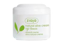 Дневни кремове за лице » Дневен крем Ziaja Natural Olive Cream Light Formula