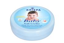 Кремове и лосиони за бебета и за деца » Крем Krispa Baby Soft Creme mit Kamille und Panthenol