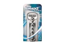 Ножчета и аксесоари за бръснене » Самобръсначка Gillette Mach 3 Turbo
