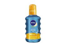 Козметика за защита от слънце » Спрей Nivea Sun Protect & Refresh Invisible SPF 30