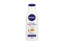 Лосиони, масла, кремове за тяло » Мляко Nivea Repair & Care Body Lotion