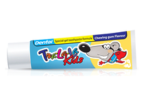 Детски пасти за зъби » Паста за зъби Dental Kids Chewing Gum Flavour