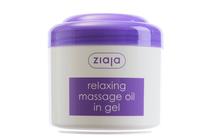 Козметика против целулит » Гел-олио за тяло Ziaja Relaxing Massage Oil in Gel