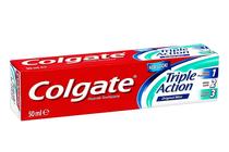 Пасти за зъби » Паста за зъби Colgate Triple Action