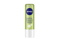 Балсами и стикове за устни » Балсам за устни Nivea Pure & Natural Chamomile & Calendula