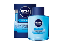 Афтършейв, лосиони и балсами за след бръснене » Флуид Nivea Men Cool Kick After Shave Fluid