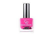 Лак за нокти и лакочистители » Лак за нокти Golden Rose Rich Color Nail Lacquer