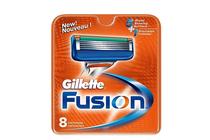 Ножчета и аксесоари за бръснене » Ножчета Gillette Fusion, 8-Pack