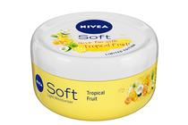 Дневни кремове за лице » Универсален крем Nivea Soft Mix Me Happy Exotic