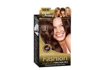 Бои за коса и оцветяващи продукти » Боя за коса Rubelia Premium Fashion, 05 Light Brown