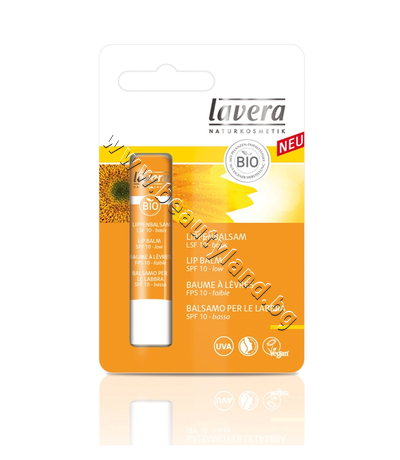 LA-104660 Балсам за устни Lavera Lip Balm SPF 10