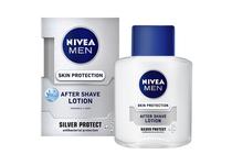 Афтършейв, лосиони и балсами за след бръснене » Лосион Nivea Men Silver Protect After Shave Lotion