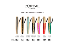 Спирали и очна линия » Спирала L'Oreal Paris Volume Millions Lashes FATALE Black