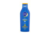 Козметика за защита от слънце » Лосион Nivea Sun Protect & Moisture SPF 20